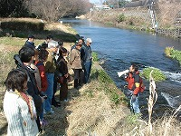 【画像】柿田川下流の水辺散策