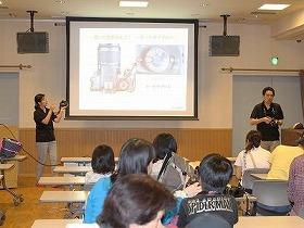 デジタルカメラ教室