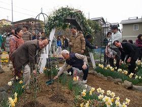 みどり野ふれあいの園15周年記念イベント
