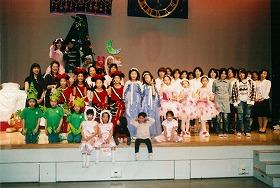 石巻少年少女合唱隊を励ますコンサート