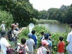 【参加者募集】5/23 松毛川の自然観察とふるさとの森づくり『AQUA SOCIAL FES!!2015』