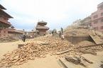 ネパール大地震支援募金・ご協力ください