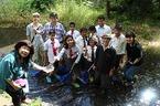 7/15~7/18 ネパールの小中学生が三島を訪問