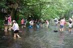 【参加者募集】10/11源兵衛川で虹をつくろう!アート体験講座