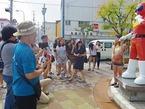 8/7~8/13 日韓青少年交流事業 ④-1 8/10石巻市