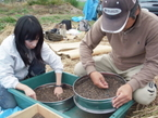 グリーンジョブ研修(第1回)スタート「三島そば」復活プログラム