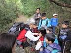 鎮守の森探検隊(9)発見!ジオパークの植生と太古の神秘