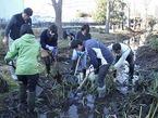 【参加者募集】12/16・17 源兵衛川下流部環境再生ワンデイチャレンジ