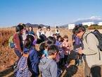 12/18 松毛川自然遊びの会(自然観察・ネイチャークラフト)を開催