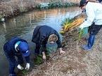 【動画掲載】1/13 大場農業用水路環境再生ワンデイチャレンジを実施しました