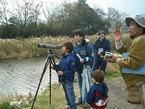 【参加者募集】3/11 灰塚川(松毛川)森づくりと野鳥観察会