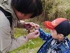 3/25松毛川(灰塚川)植樹体験・ボート上からの河畔林観察会を実施しました