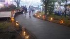 6/10 第33回「三島ホタルまつり」・楽寿園駅前口で「竹あかり」イベントを開催