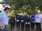 9/8~12 都留文科大学地域環境計画ゼミの3年生がゼミ合宿を行いました!