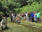 8/3~7 「富士山・エベレスト山若者環境交流事業」を実施しました