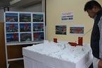 10/20 三島駅南口再開発事業・完成後の「模型」と「CGイメージ」を作成・常設展示中です