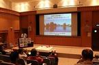 10/28 三島駅南口再開発事業・完成後の模型展示とCGイメージの「市民セミナー」を開催