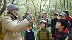 1/20富士山湧水探検隊 観察会を開催しました
