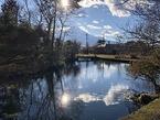 3/4 富士山湧水地調査を実施しました