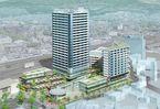 6/14三島駅南口東街区再開発事業の「中止」についての街頭アピールを行います