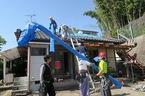 「大阪府北部地震」の災害支援活動について