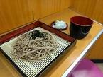 7/19三島駅にて当会の「三島そば」販売開始!