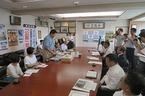 7/23豊岡武士三島市長に東街区再開発事業に関わる要望書を提出【7/27更新・ニュース動画掲載】