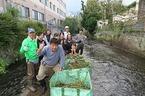 10/21グリーンジム「源兵衛川環境再生ワンデイチャレンジ」実施