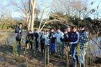 【参加者募集】2/9「松毛川千年の森づくり(植林活動)」の開催