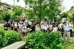 6/1飛龍高校三島スクール・三島梅花藻の里整備体験を実施