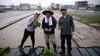 6/7 三島ブランド米試験栽培2年目の田植えを行いました