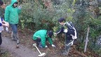 【参加者募集】2/8「松毛川千年の森づくり」