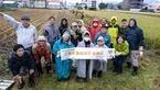 【活動報告】10/17 三島産新銘柄米収穫式を開催しました!