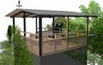 【参加者募集】5/15午前「松毛川・野鳥観察小屋整備ワンデイチャレンジ」