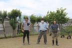 【参加者募集】9/11みどり野ふれあいの園隣接公園草刈り作業