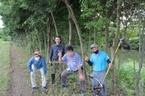 【参加者募集】10/23開催「松毛川千年の森づくりワンデイチャレンジ」