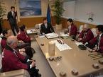 静岡県知事・副知事への「地域再生大賞」受賞報告