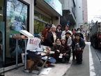 春のフリーマーケット@三島街中カフェ