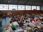 被災地への支援活動報告2日目(福島県伊達市・いわき市)