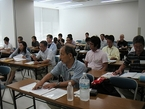 II期グラウンドワーク・インターンシップ(エキスパート・コース)専門研修1 1日目