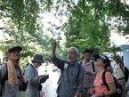 源兵衛川生き物観察会 第3回「水辺とふるさとの植生・植物をさぐってみよう」