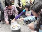 第1回 子どものお仕事体験 IN 三島街中カフェ