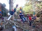 鎮守の森探検隊(8)五感を使って森と友達になろう!