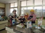 第4回親子援農クッキングスクール 料理編