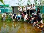 14. 三島南高校生態池