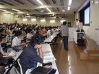 「グラウンドワーク・インターンシップ」400名満員の説明会