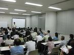 「NPO・ボランティア発展のノウハウを伝授」〜グラウンドワーク・インターンシップ説明会・講演会
