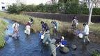 12/26源兵衛川エコ・アグリ・スタディツアー(水辺散策と生き物調査)を開催
