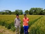 農工野菜塾の学生がGW三島を訪れました!