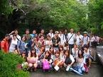 6/27日本大学国際関係学部の学生が源兵衛川を訪れました。